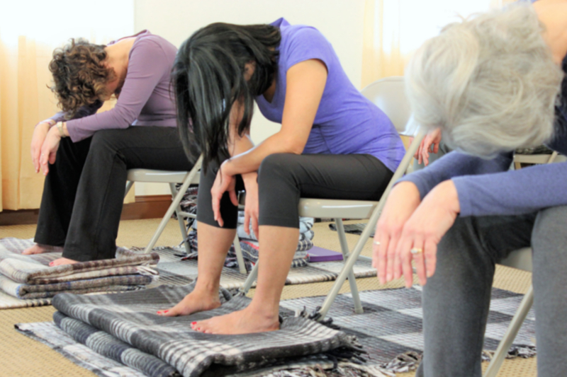 Yoga for Pain Relief - Onsite- 210418